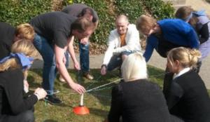 teamwork brobyggende social kapital - Nordagerskolen